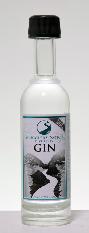 Smugglers' Notch Gin