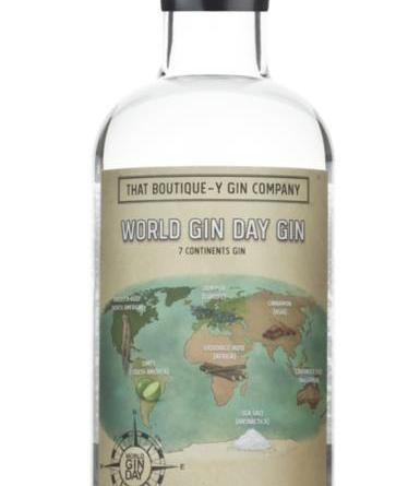 7 Continents Gin