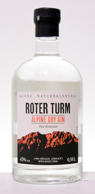 Roter Turm Alpine Dry Gin