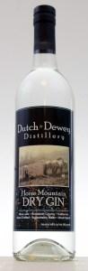 Horse Mountain Dry Gin
