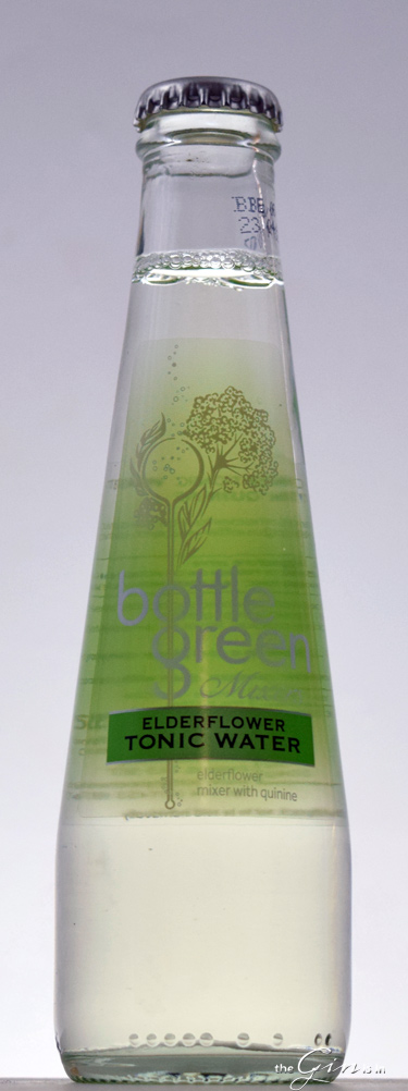Bottle Green Elderflower Tonic