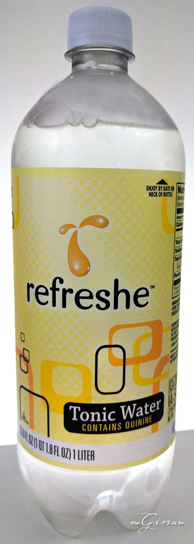 Refreshe Tonic Water