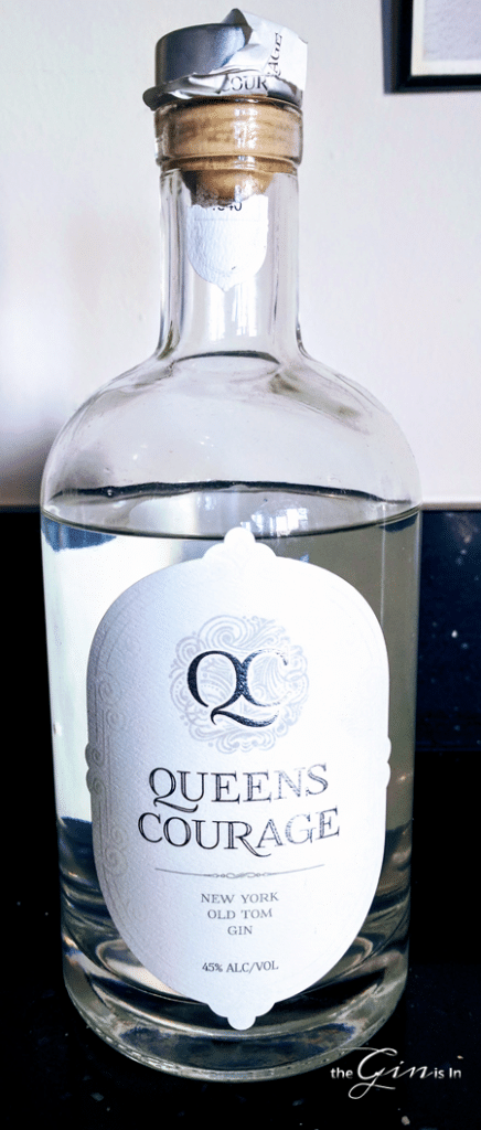 Queens Courage Gin
