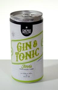 Finn's Gin and Tonic