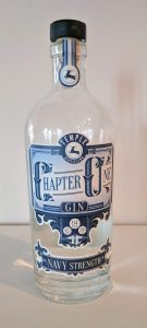 Temple Distilling Chapter One Navy Strength Gin
