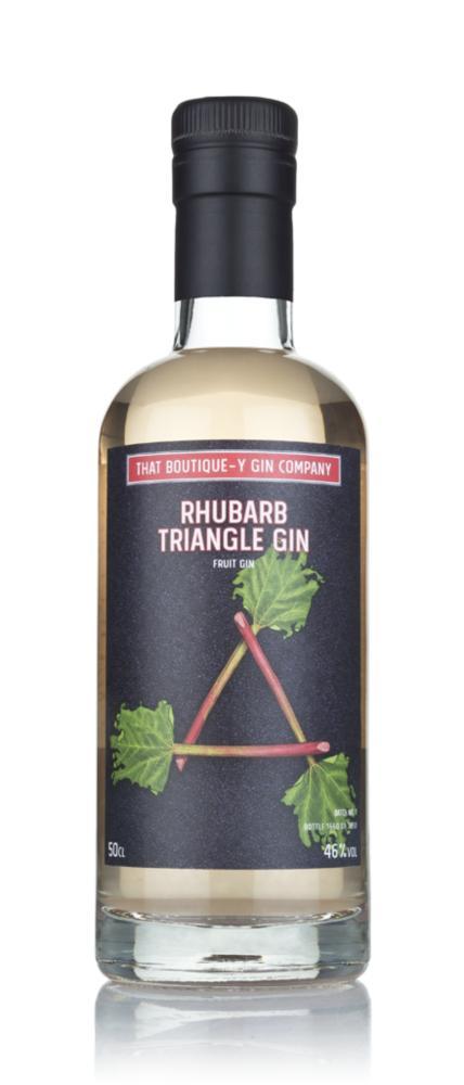 Rhubarb Triangle Gin