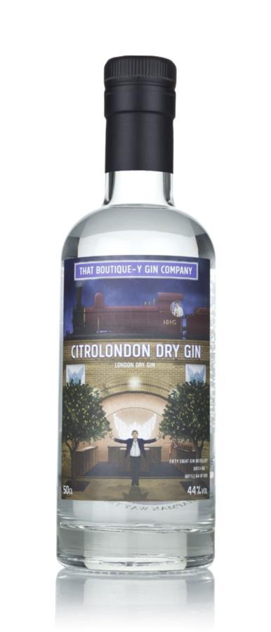 CitroLondon Dry Gin