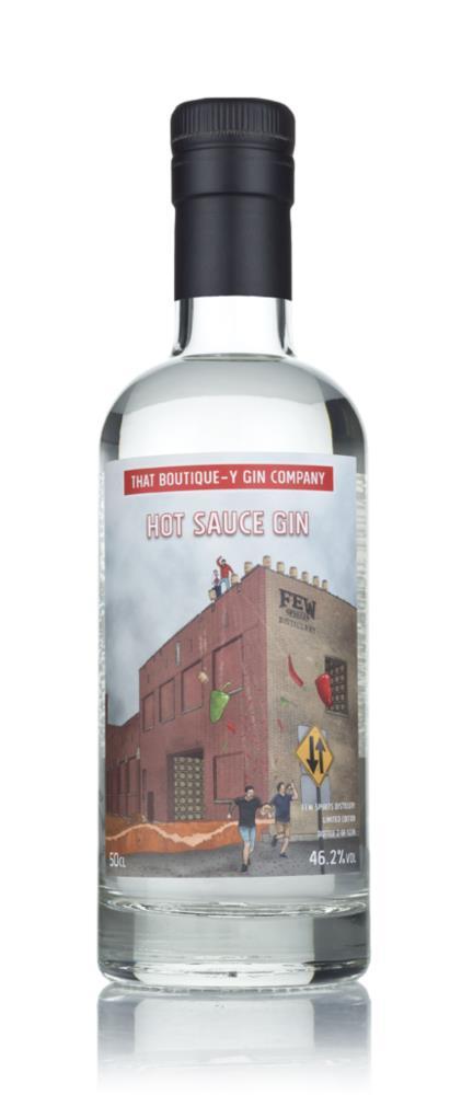 Hot Sauce Gin