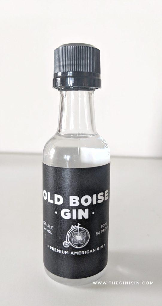 Old Boise Gin