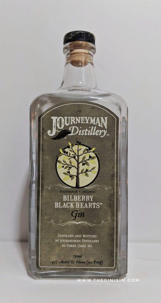 Bilberry Black Hearts Gin