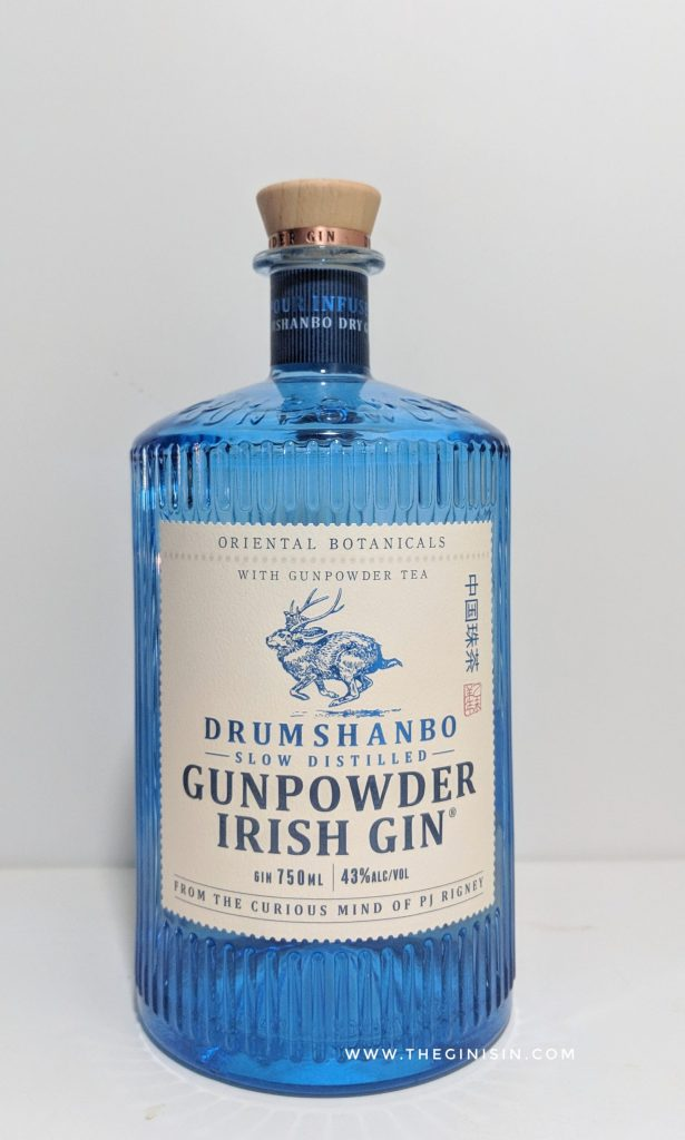 Drumshabo Gunpowder Gin