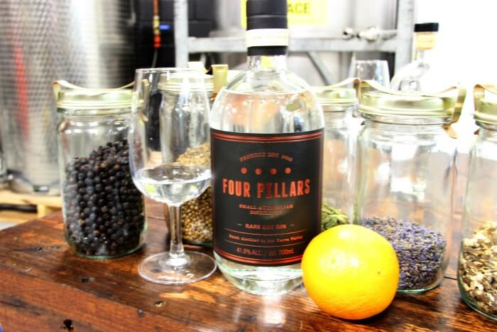 Four Pillars Gin 2018 IWSC results for Australian gin