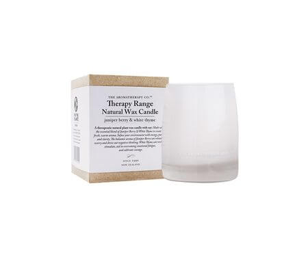 Therapy Range Scented Wax Candle