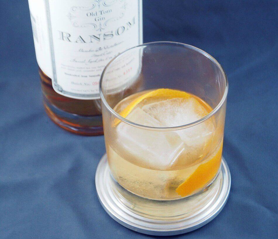 Ransom Gin Old Fashioned