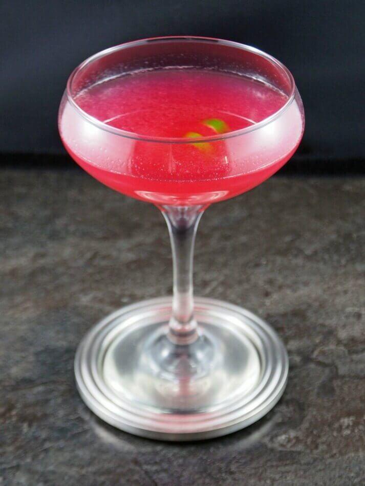 rhubarbgimlet