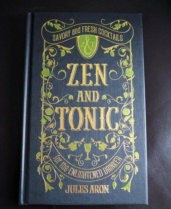 Zen and Tonic book