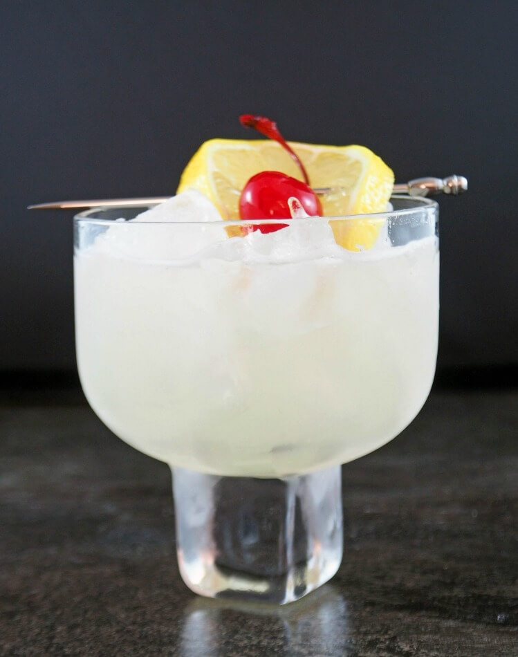 gin-sour