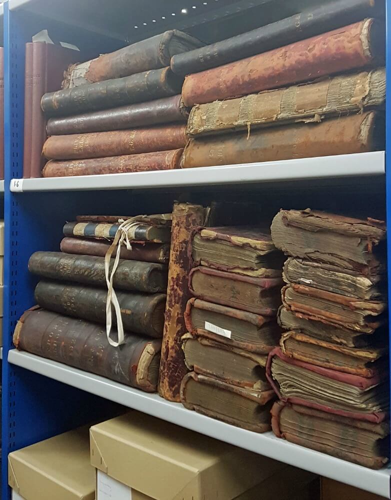 My visit to the Diageo Archives