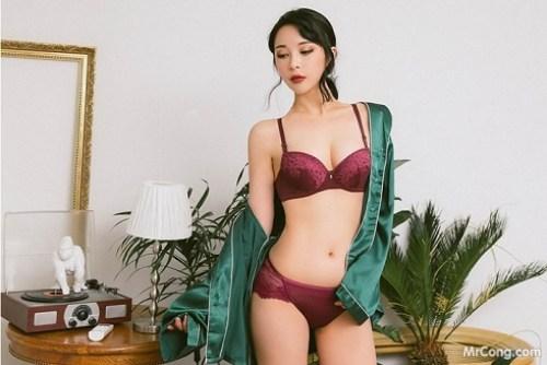 Ryu Hyeonju sexy gai xinh photos at HappyLuke Vietnam online casino