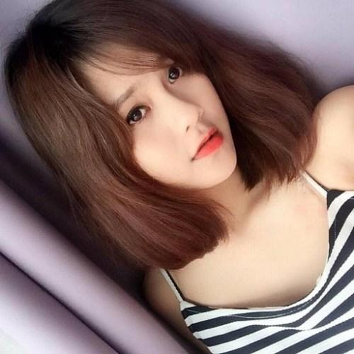 Top những cô gái xinh nhất Việt Nam - Trâm Anh