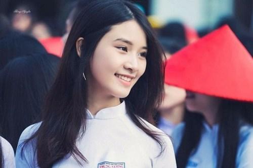Top những cô gái xinh nhất Việt Nam - Bảo Trân