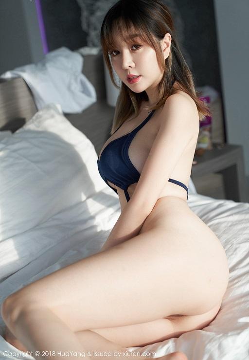ảnh nóng Wang Yu Chun hotgirl sexy gái xinh mặc bikini