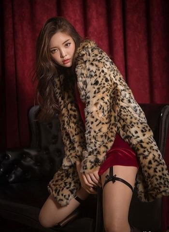 Korean model Jin Hee sexy asian girl hot pictures HappyLuke khieu dam anh khoa than