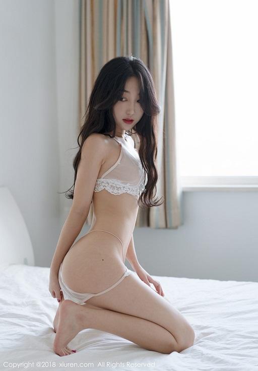dễ thương Xiao Jiu Yue hot girl sexy ảnh nóng khỏa thân