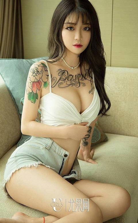 Yin Yue asian sexy hot girl ảnh nóng khiêu dâm khỏa thân nude