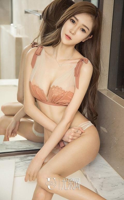 He Zhou Zhou asian hot girl ảnh nóng sexy khiêu dâm nude khỏa thân