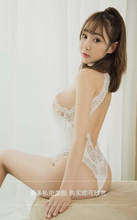 Mi Er Asian hot girl ảnh nóng khiêu dâm sexy nude khỏa thân