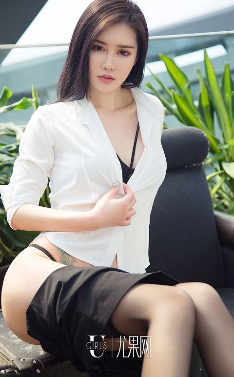 Mu Zi asian hot girl ảnh nóng sexy khiêu dâm khỏa thân