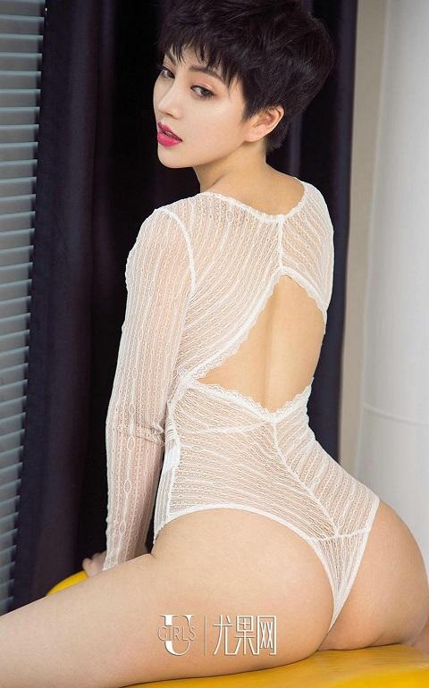 Jin Zhuo Ran Asian hot girl sexy ảnh nóng khiêu dâm nude