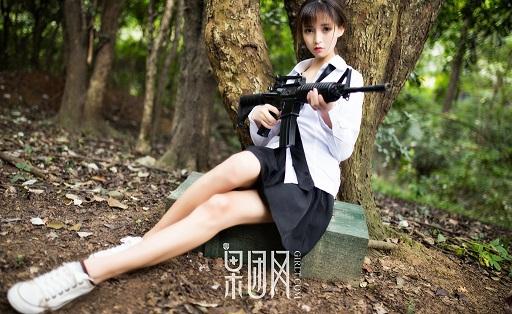 PUBG cosplay Asian hot girl sexy ảnh nóng khiêu dâm nude
