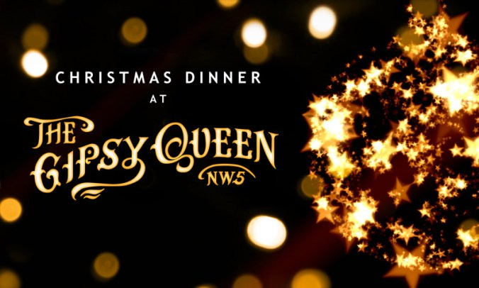 Christmas Dinner at the Gipsy Queen