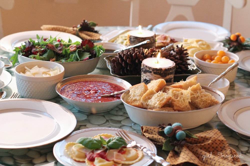 Family Dinners with Monterey Gourment Foods