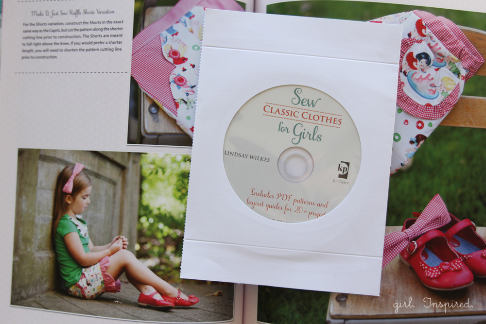 Sew Classic Clothes for Girls Book Review