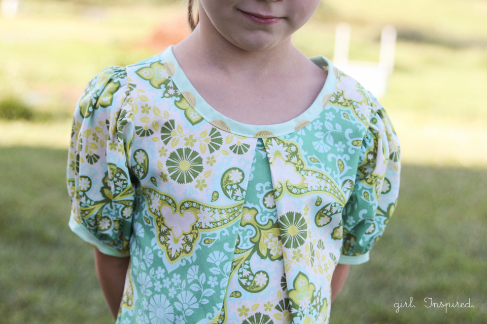 Busy Lizzy Dress Pattern Review