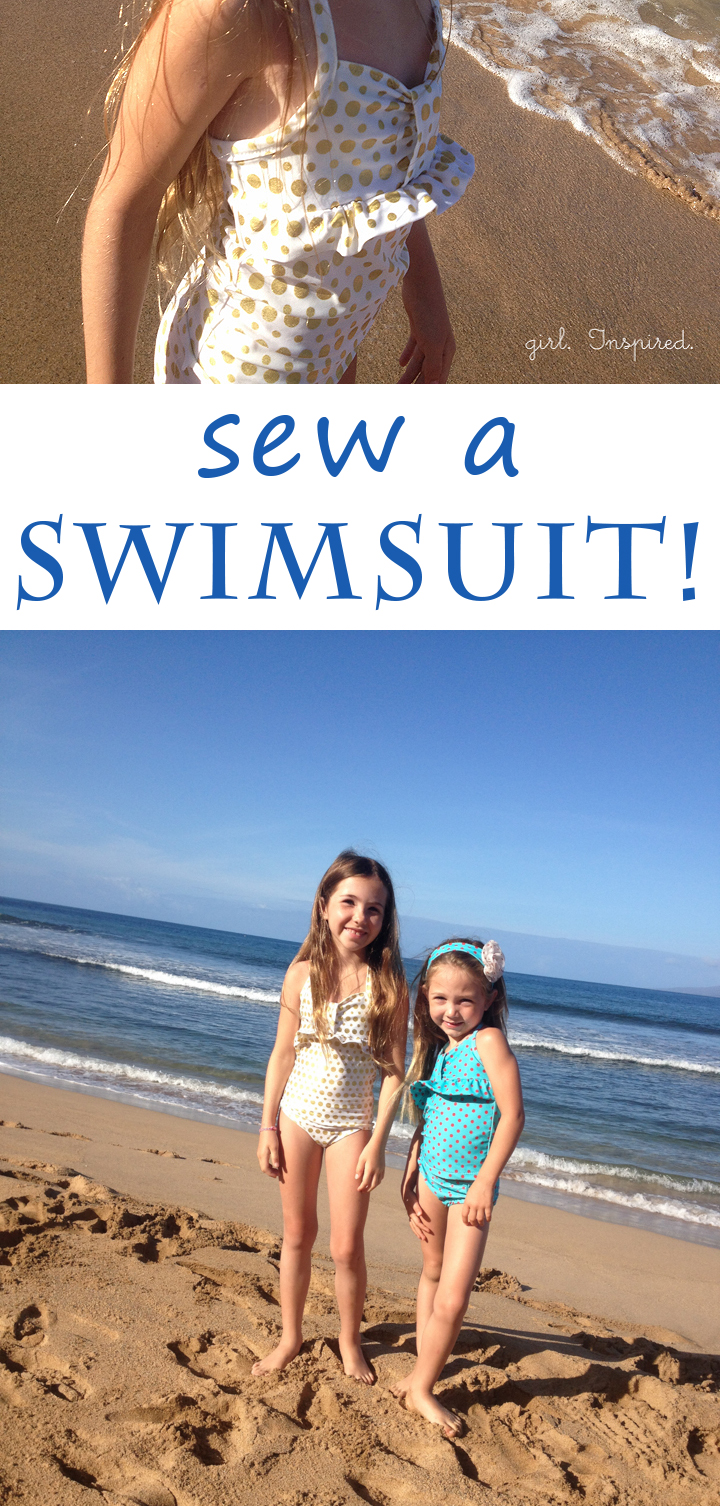 You can SEW a SWIMSUIT! - great starting tips and pattern resources