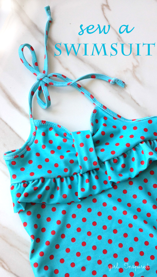 Sew a Swimsuit - tips and pattern/fabric resources