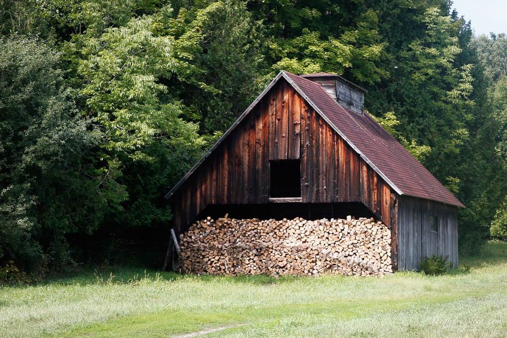 Barn in Vermont