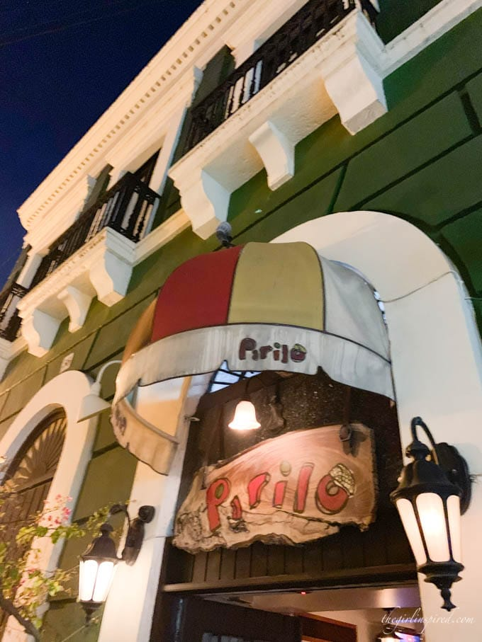 Top 5 Places to Eat in Puerto Rico