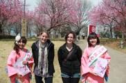 Matsuri girls