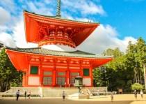 Koyasan_temple