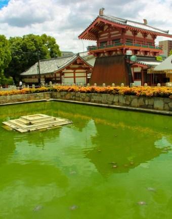 Osaka_temple