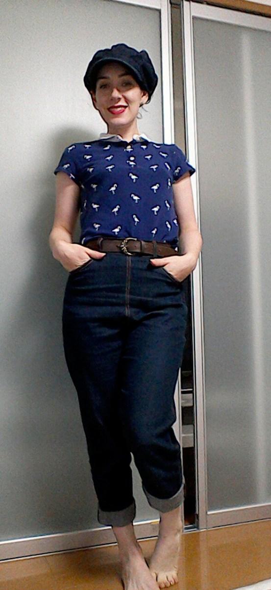 Vivien of Holloway jeans