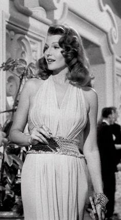 Rita Hayworth as Gilda