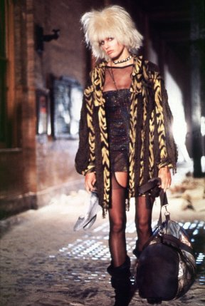 Blade runner Pris clothes