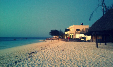 West Coast of Nungwi Zanzibar Tanzania | The Girl Next Door is Black