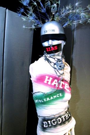 racism hate bigotry intolerance bias